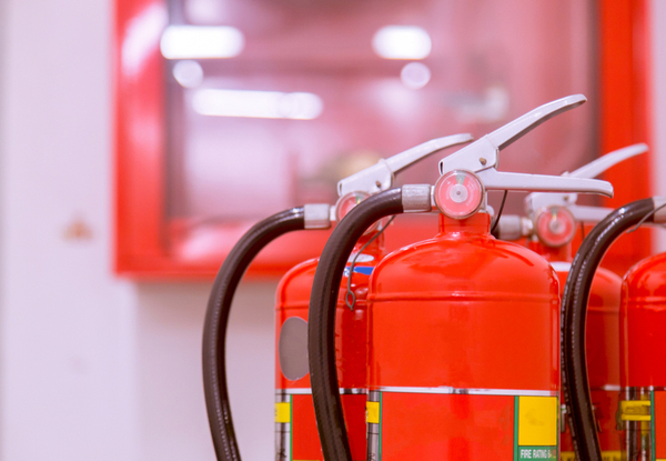 Supplies of Fire extinguishers