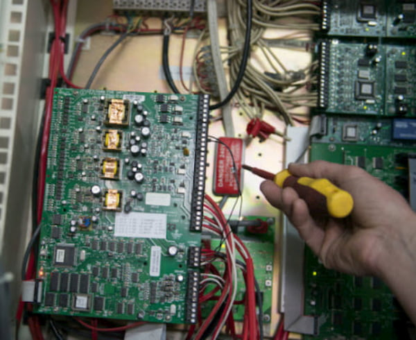 Fixing electrical wirings
