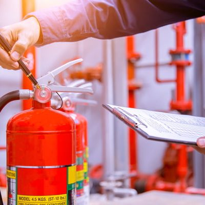 Upskilling the DEM Fire Inspection and Testing Team